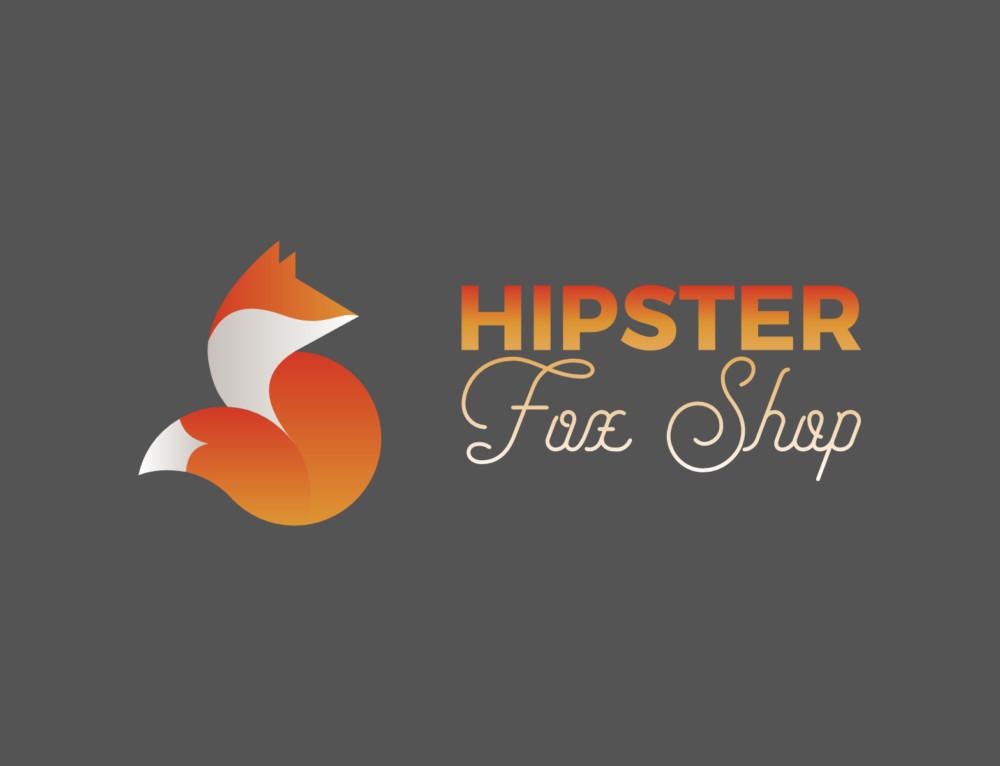 Hipster Fox Shop